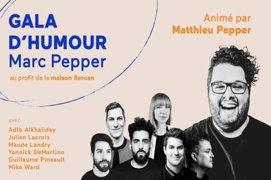 LE ZENITH: GALA MARC PEPPER