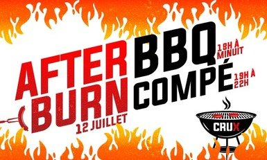 AFTER BURN: COMPÉTITION D'ESCALADE AMICALE